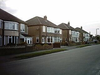 Austhorpe Civil parish and suburb of Leeds, West Yorkshire, England
