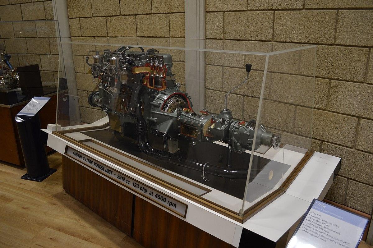 Px Austin Litre C Series Engine on 4 Stroke Engine Layout