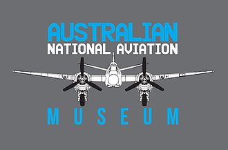 Australian National Aviation Museum - Image: Australian National Aviation Museum Logo 2014