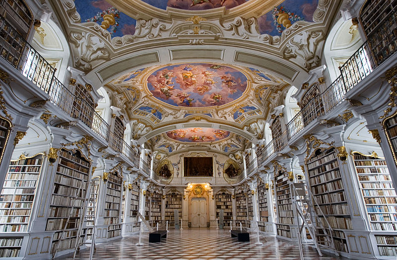 File:Austria - Admont Abbey Library - 1185.jpg