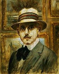 Autoportrait de Georges Delfosse.jpg
