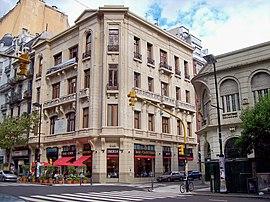 Avenida de mayo café Iberia