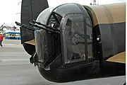 Avro Lancaster VR-A tail turret 2