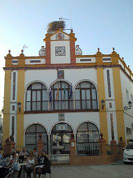 Huévar del Aljarafe - Wikipedia, la enciclopedia libre