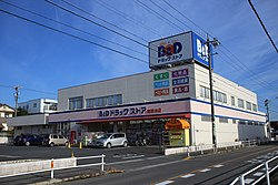 B&D Drugstore Headquarter 20161116.jpg