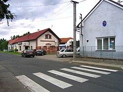 Bělušice, Municipally Office.jpg