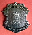 BADGE - Canada - BC - Vancouver County Sheriff (defunct 1974) shield (7945904594).jpg