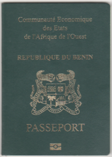 Visa requirements for Beninese citizens
