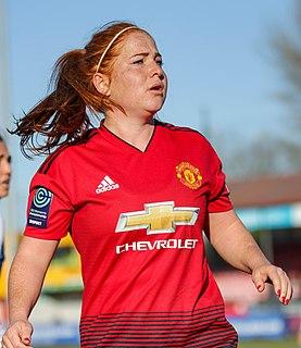 Martha Harris (footballer) English footballer (born 1994)