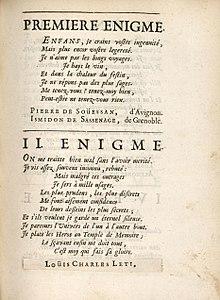 Enigme Image Énigme — wikipédia