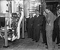 BPM-overdracht in Delft proeffabrieken voor physische en chemische technologie, Bestanddeelnr 904-4313.jpg