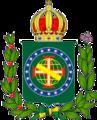 BRASÃO DO IMPERIO (com o Nó da Nação) CERTO.png