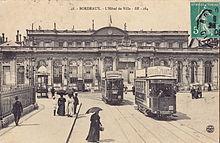 Hotel Vers Bordeaux