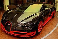 Bugatti Veyron Super Sport 16.4 del 2013