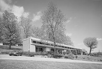 New Kensington, Pennsylvania - Aluminum City Terrace, Building 22