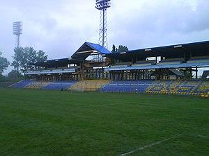 Budapesti VSC - Szőnyi úti Stadion