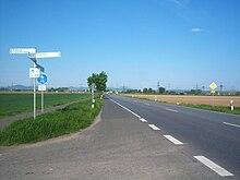 B 47- zwischen Rosengarten und Bürstadt 4.5.2008.jpg