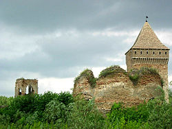 Bač fortress, view from the south.jpg