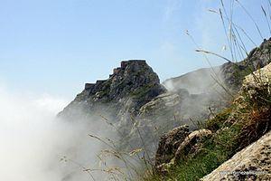 Babak Fort - Image: Babak Fort قلعه بابک