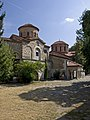 Bachkovo Monastery Churches North Yard.jpg