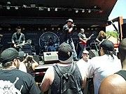 Back From Ashes Mayhemfest 2011