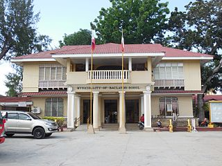 Baclayon Municipality of the Philippines in the province of Bohol