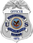 Badge of the United States Department of Veterans Affairs Police.png