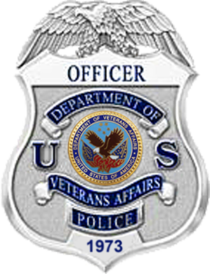 United States Department of Veterans Affairs Police - Image: Badge of the United States Department of Veterans Affairs Police