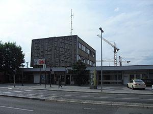 Böblingen station - Image: Bahnhof Boeblingen