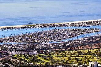 Balboa Island, Newport Beach - 1-08-2013 Balboa Island, Newport Beach Ca.