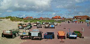 Baltrum - Car-free Baltrum