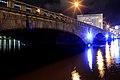 Bandai bridge Blue Lightup 2010.JPG