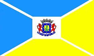 Juazeiro do Norte - Image: Bandeira juazeiro do norte