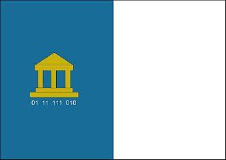 Jun, Granada - Jun's flag.