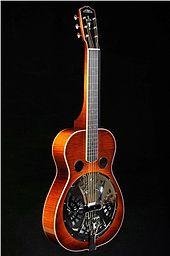 varieties of resonator guitar[edit]