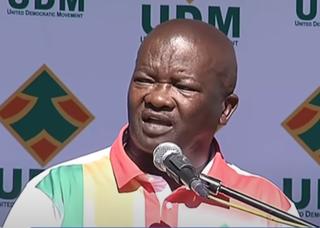 Bantu Holomisa South African politician