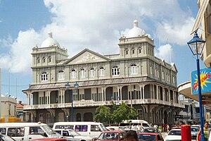 Barbados Mutual Life Assurance Society building, Bridgetown