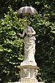 Barcelona (Zoo). Lady with an umbrella. 1884. Joan Roig i Solé, sculptor (21243897414).jpg