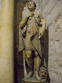 Barcelona - Iglesia de Sant Jaume (Sant Genis).jpg