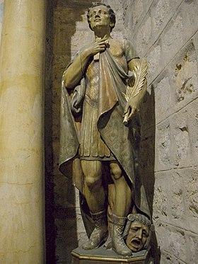 Rome Chrétienne et ses monuments - EUGENE DE LA GOURNERIE - 1867 280px-Barcelona_-_Iglesia_de_Sant_Jaume_%28Sant_Genis%29