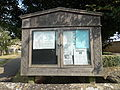 Barkston St Nicholas Church 01 - Notice board.jpg