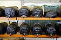 Barrels of beer at Broadstairs Kent England.jpg