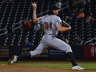 Barry Zito - Zito in his final 2015 appearance with the Triple-A Nashville Sounds on September 6
