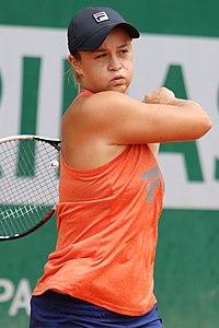 Ashleigh Barty - Wikipedia