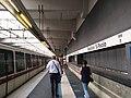 Basilica San Paolo Metro B Station in 2021.03.jpg