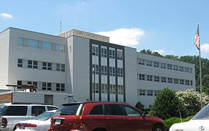Bassett, Virginia - Bassett World Headquarters