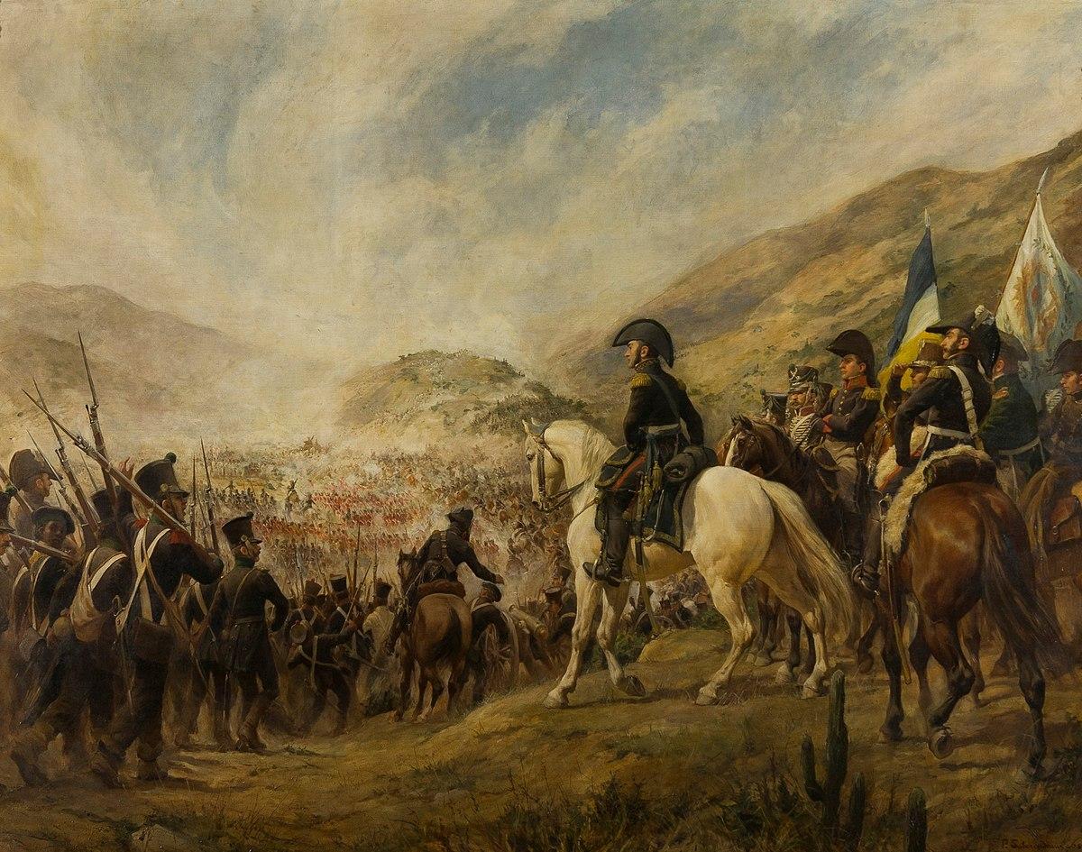 Batalla de Chacabuco - Wikipedia, la enciclopedia libre