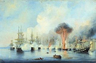 Battle of Sinop battle