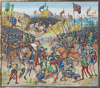 Battle of Auray 1364 battle of the War of the Breton Succession