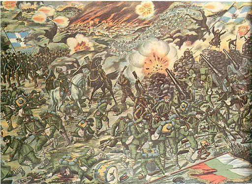 Battle of Kilkis1913